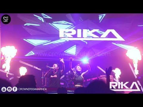 DJ RIKA At Crowners Samarinda