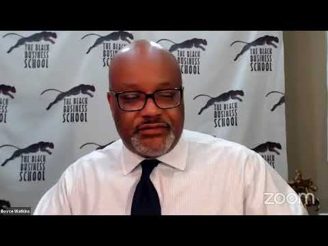 How to create an economy in your own family - Dr Boyce Watkins