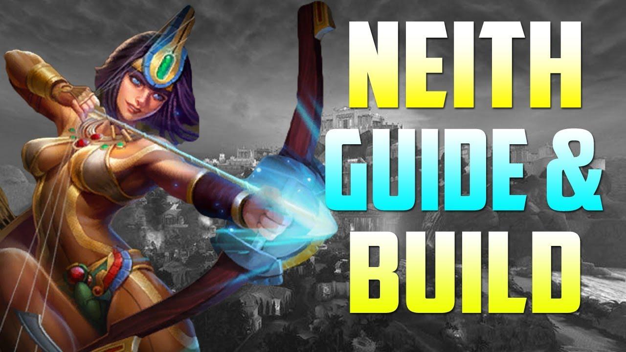 How to build Neith : Smite - reddit