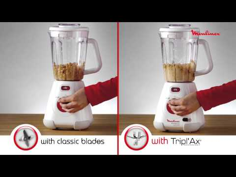 Moulinex Double Clic Blenders (with Tripl'Ax Technology)