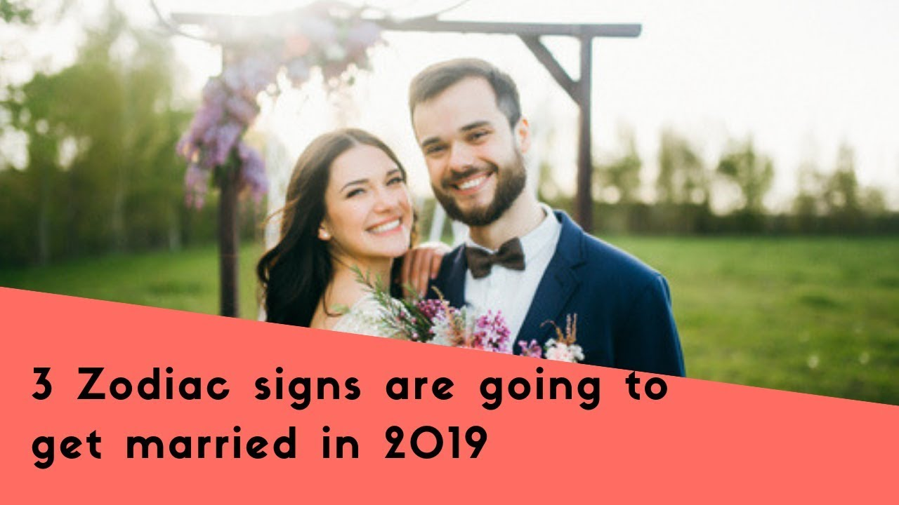 Marriage Horoscope: These 3 Zodiac Signs Will Get Married In