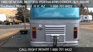 1960 GENERAL MOTORS  PD4104-4745 COACH  - for sale in Dewey,