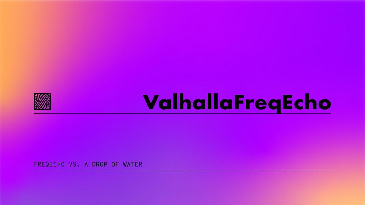 Valhalla Freq Echo: Freqency Shifter Plugin | Free Reverb Plugin