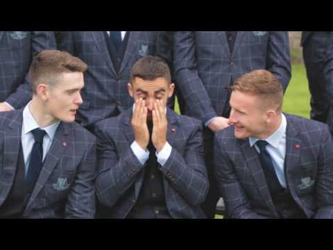Benetti Menswear | Official Tailor to Dublin GAA Senior Team