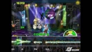 Karaoke Revolution Vol. 2 PlayStation 2 Gameplay -