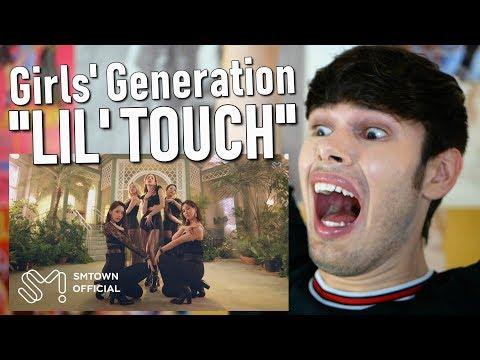 Girls' Generation-Oh!GG '몰랐니 (Lil' Touch)' MV Reaction