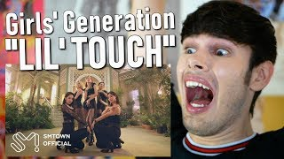 Girls' Generation-Oh!GG '몰랐니 (Lil' Touch)' MV Reaction