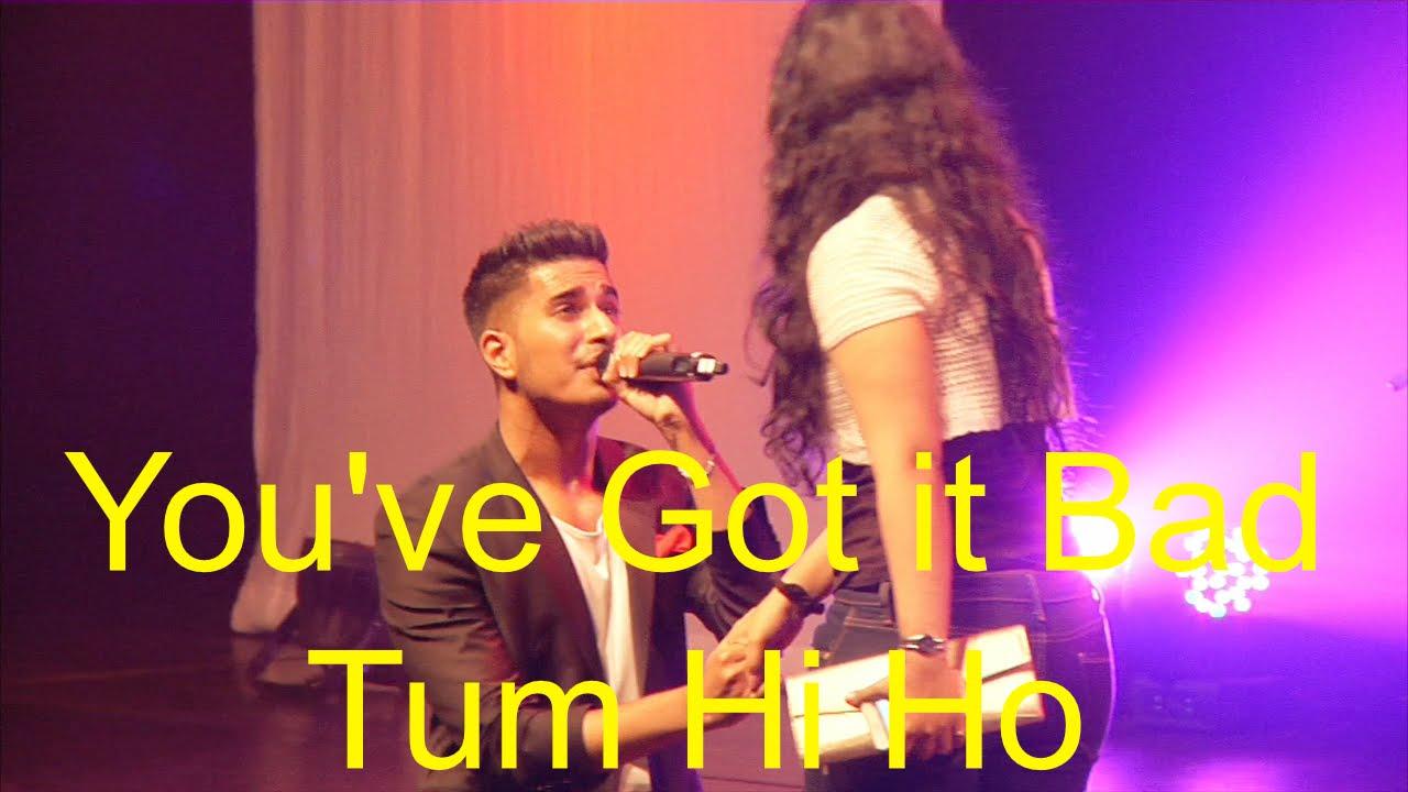 Arjun tum hi ho (you got it bad remix) by d3si mad listener.