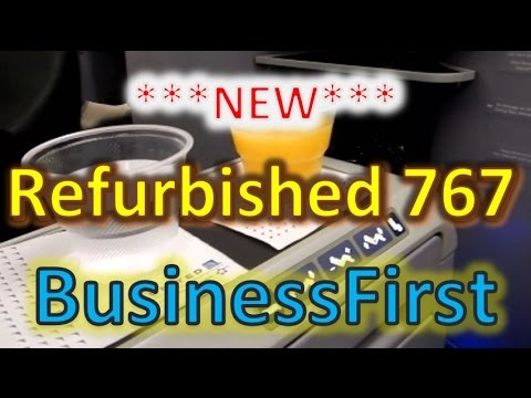 ***NEW***: REFURBISHED UNITED 767-300 | BUSINESS-FIRST | HOUSTON - LIMA [TRIP REPORT]