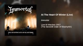 At The Heart Of Winter (Live)