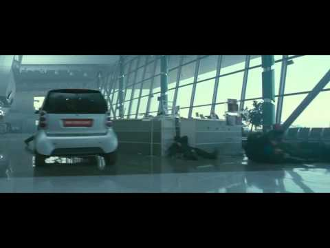 AWESOME The Expendables 2   Smart Car Clip HD