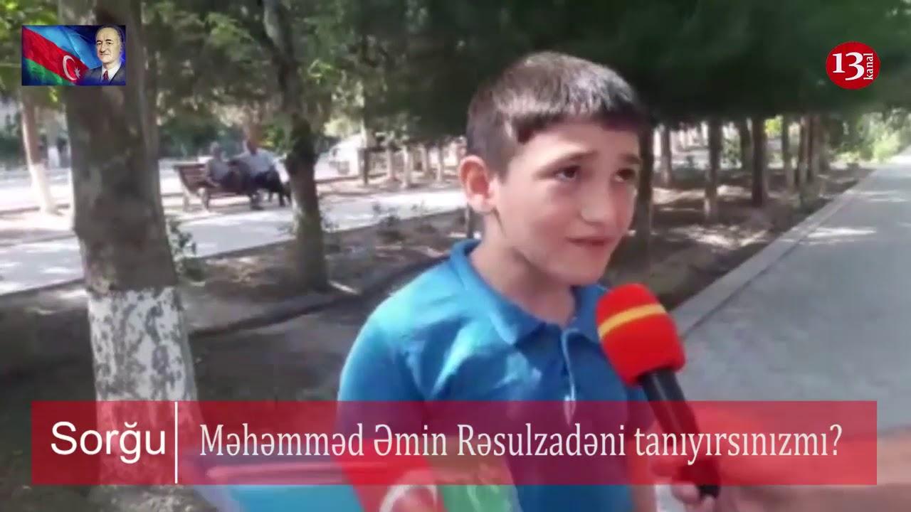 Mehemmed Emin Resulzade hakkında 4 Bilgi ( Azerbaycanın Ünlü İnsanları )