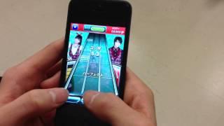 Dream5 SHAKEアプリ」は、お気に入りの楽曲に合わせて上から落ちてくる...