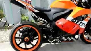 Honda CBR 400cc - Repsol