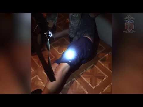 Задержание вымогателей в Новопавловске