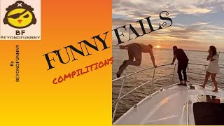 Funny Fails Compilation By beyondfunny