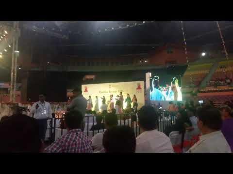 Buddha Purnima celebration at Indra Gandhi indoor stadium