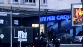 Video Les images de l'assaut Porte de Vincennes download MP3, 3GP, MP4, WEBM, AVI, FLV Juli 2018