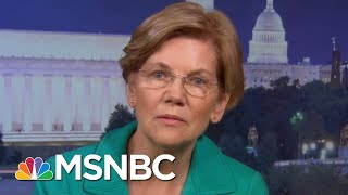 Sen. Warren: President Donald Trump SCOTUS Nominee Is
