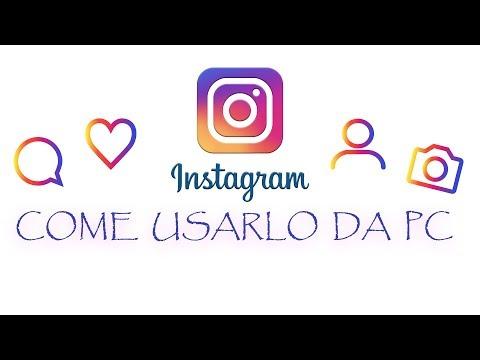 COME CARICARE FOTO O VIDEO SU INSTAGRAM DAL PC★
