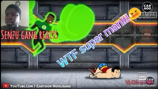 #reaction what if Superman got sick again by:cartoon hooligans