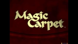 Magic Carpet gameplay (PC Game, 1994)