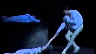 ROBERTO BOLLE ~ Ambra Vallo Romeo and Juliet Final Scene (Partial)