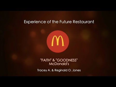 Experience Of The Future Restaurant VIP Celebration  | McDonald's