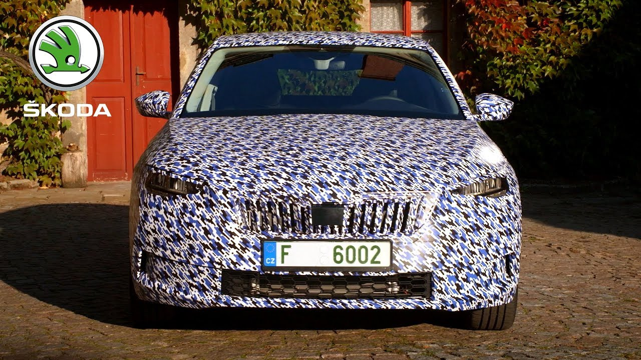 Skoda Scala Covered Media Drive Youtube