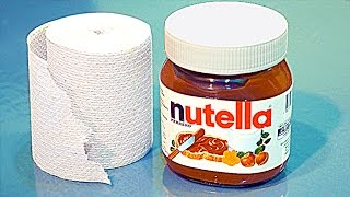 HOW TO MAKE NUTELLA
