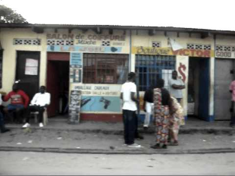 Kinshasa drive-by with Lexxus Legal