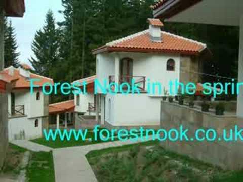 Pamporovo Ski Villa. Forest Nook.