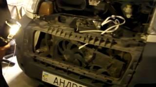 """""""ГТ"""" Замена радиатора системы охлаждения на Citroën Jumper."""