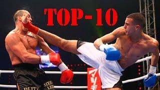 TOP 10 нокаутов | Кикбоксинг(, 2015-07-20T20:02:28.000Z)
