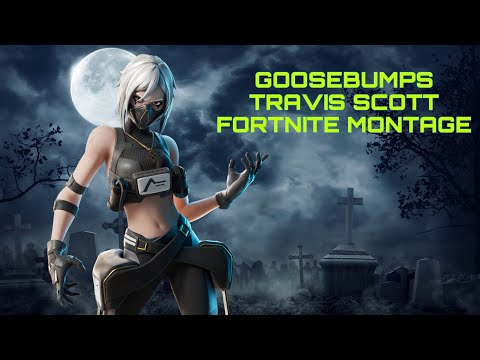 Fortnite Montage - Goosebumps 🕷 (but It's Perfectly Synced)