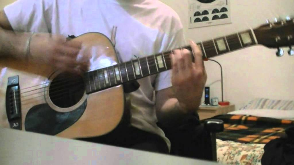 Coldplay Trouble Acustic Cover Accordi Chitarra Guitar Chords How