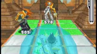 MegaMan Star Force 2: Zerker x Ninja - Gemini Spark