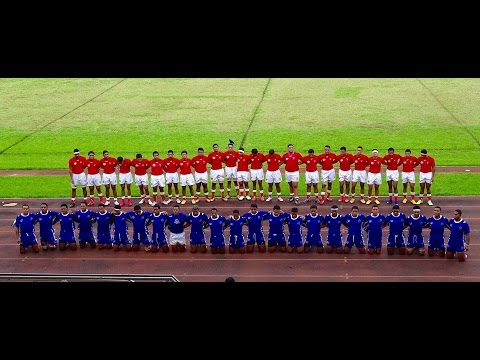 Tonga Secondary Schools Rugby Finals & TCA VS TCT Semi-final