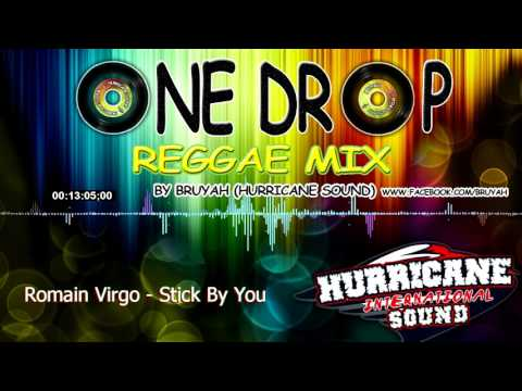 Hurricane Sound One Drop Reggae Mix By Bruyah (2015)