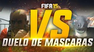 EL DUELO DEFINITIVO | FIFA 15 UT | Estrimo Vs ConZdeFutbol | Duelo de Mascaras