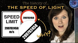 Why can't anything go faster than the speed of light?   The History of the Speed of Light Part II