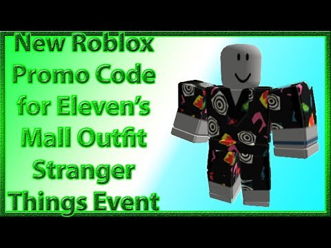 eleven s mall outfit roblox How To Get Eleven S Mall Outfit Stranger Things Event Day 2 New Roblox Promo Code 2019 July Youtube