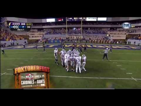 2012 K-State vs West Virginia Football