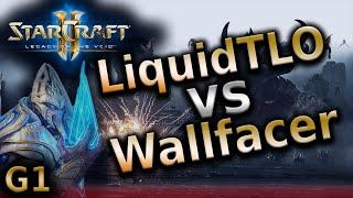 Starcraft 2 LOTV - TLO (Z) vs Wallfacer (Z) - G1 on Prion Terraces - Pro tournament