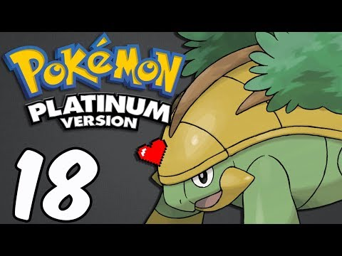 Pokemon Platinum (Blind) -18- TOUR OF HEARTHOME CITY