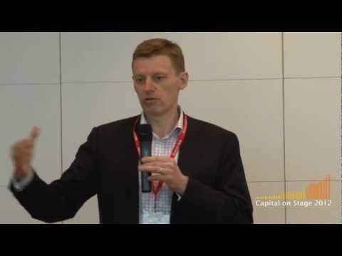 Swisscom Ventures -- Dominique Megret at CapitalOnStage.com