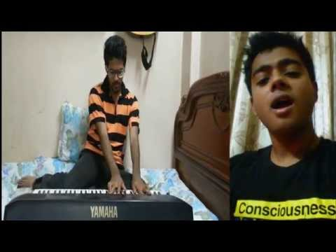 Citylights - Muskurane   Arijit Singh   Rajkumar Rao Piano Cover ft. 7Strings