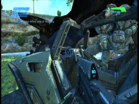 Halo Combat Evolved Anniversary - Mission 4 The Silent Cartographer