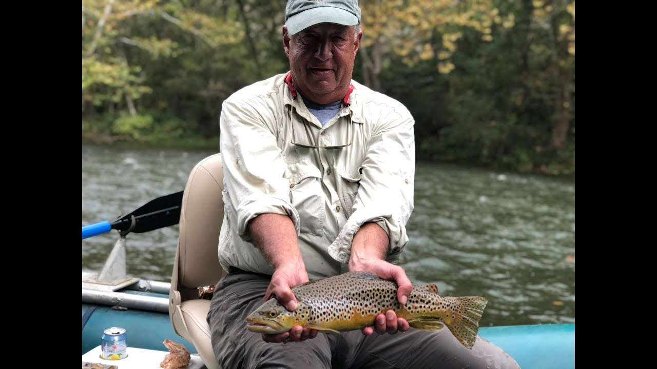 Stonesthrow on Jackson River tailwater Fly Fishing Lodge