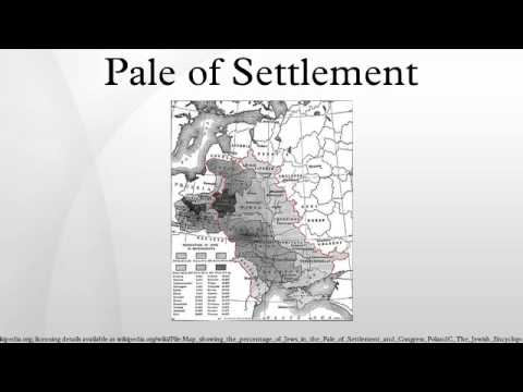 Pale of Settlement